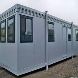 Industrial Prefabricated Site Offices