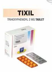 Trihexyphenidyl Hydrochloride Tablets I.P. 2Mg And 5Mg