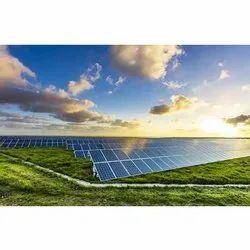 Solar MW Plant