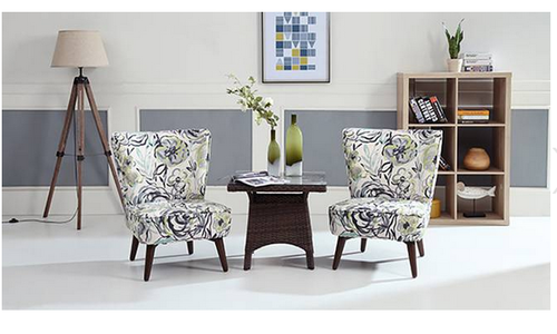 Marvelous Lounge Chairs Morgen Wing Chair And Ottoman Wholesaler Ncnpc Chair Design For Home Ncnpcorg