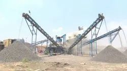 MRB Block Crushing Machine Stone Crusher Plant, 260/300, Capacity: 200 Ton/Hr