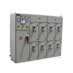 Three Phase Capacitor Panel Repair / Servicing / Testing
