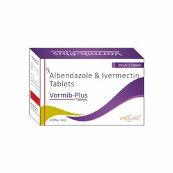 Albendazole Ivermectin