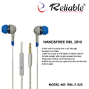 Reliable F-023 Handsfree 2810