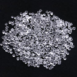 Transparent and Translucent Sarla Multiplast Pvt. Ltd. Virgin PVC Granules, Packaging Type: Gunny Bags, for Industrial