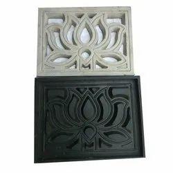 RCC Lotus Design Ventilation Jali Mould