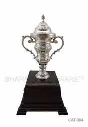 Pure Silver Customized Award Cup
