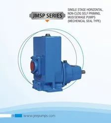 Self Priming Non Clog Mud Pump