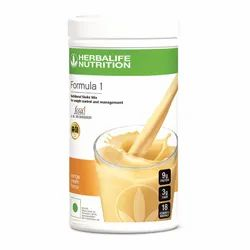 Herbalife Orange Cream Formula 1 Nutritional Shake Mix