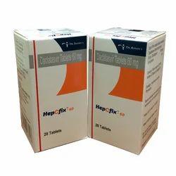 Hepcfix Daclatasvir Tablets