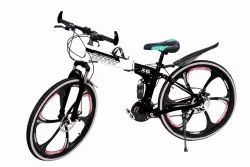 21 Gear 6 Spokes Foldable Cycle