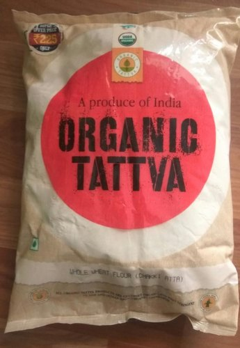 Organic Tattva Atta 5kg