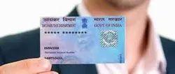 Online PANCARD, Aadhar & Otp