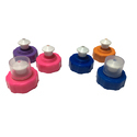 Plastic 38mm Pull Push Cap
