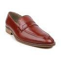 Buwch Men Designer Leather Slip On Shoe, Size: 6-12