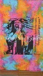 Tie Dye Bob Marley Tapestry