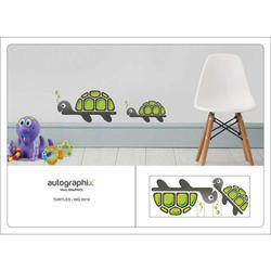 Turtles Wall Design