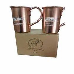 Copper Utensils Mugs