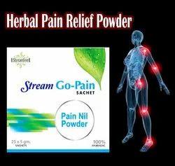 Herbal Pain Relief Powder