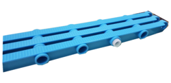 Coated Polypropylene Swimming Pool Grating