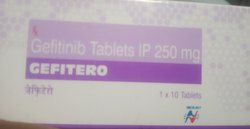 Gefitero Gefitinib 250 mg Tablets