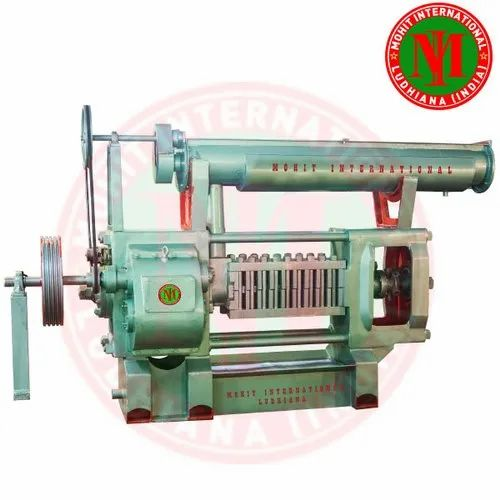 Groundnut Oil Extraction Machine / Oil Expeller Machine Mohit-390