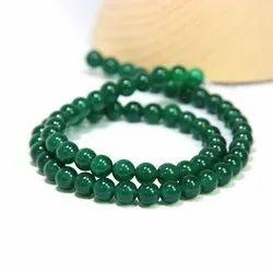 Green Onyx Bracelet Bead