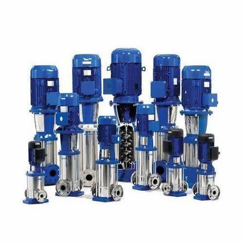 Xylem Vertical High Pressure Pump