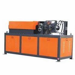 8mm Orange Decoiling Machine