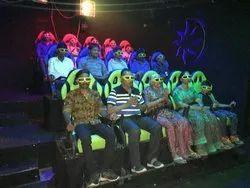12D Theater Setup, For Amusement Park, Pan India