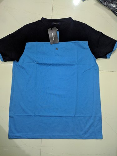 Cotton Zara Men T Shirts, Size: M, L, XL,