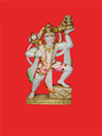 Indian Marble Statue