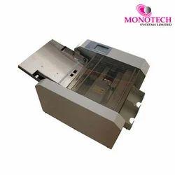 Business card cutting machine printech machineries manufacturer sysform business card cutter reheart Images