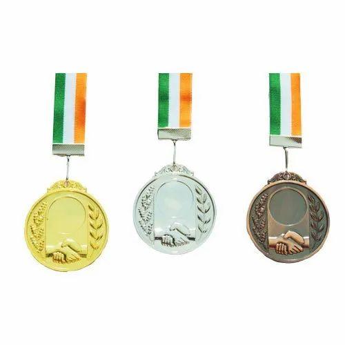 Iron Winner Medal, for Award Ceremony