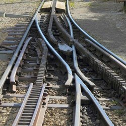 Hot Rolled Steel Railway Track Crossings