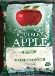 Rava Double Apple (1/2 Kg X 40 Pkt) 20 Kg Bag