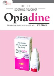 Olopatadine Hydrcholoride 0.1% w/v