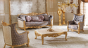 Aarsun Woods Wooden Royal Sofa Set, For Home