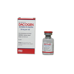 Dacogen - Decitabine