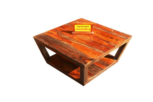 Dhi Solid Wood Square Coffee Table Dn15