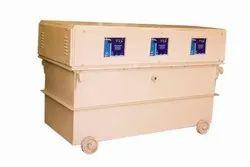 75 KVA Servo Voltage Stabilizer For Industry
