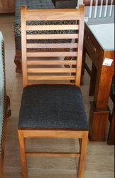 LRF 16'' X 16'' X 38''' TEAK WOOD DINING CHAIR, For Home