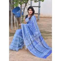 Paridhan Prints Party Wear Chanderi Silk Saree