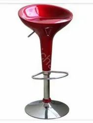 Red Bar Stool