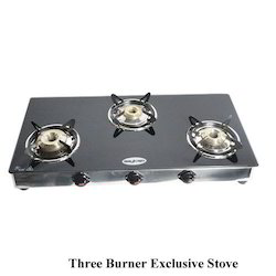 Three Burner Exclusive Stove