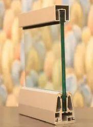 12mm Aluminium Glass Railing