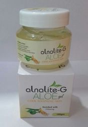 AYURVEDIC GEL FOR COOL SOOTHING SKIN