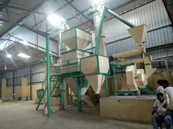 Automatic Cattle Feed Production Line
