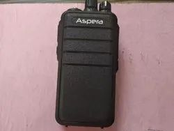ASPERA V7 WALKY TALKY LF 4W (1 Year Warranty)
