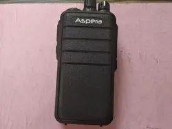 ASPERA V7 WALKY TALKY LF 4W (1 Year Warranty)